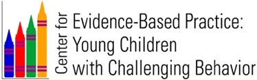 Center for Evidence-Based Practice: Young Children with Challenging Behavior, logo